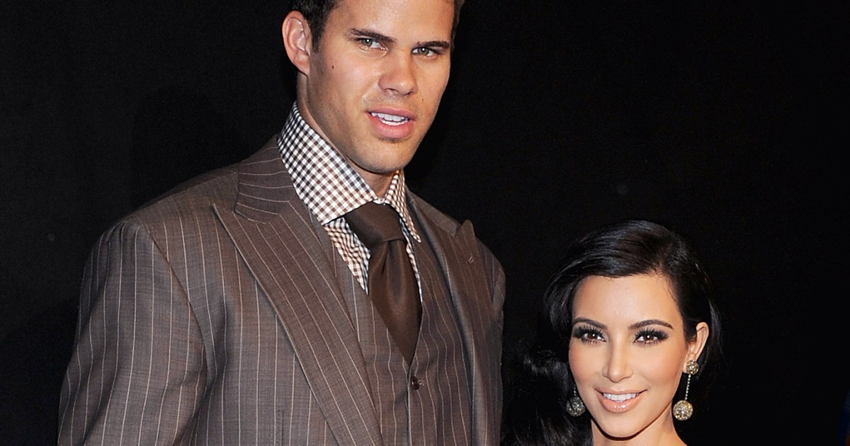 Kim Kardashian Wedding Gift: Kim Kardashian Compares Short Marriage To Grandma's First