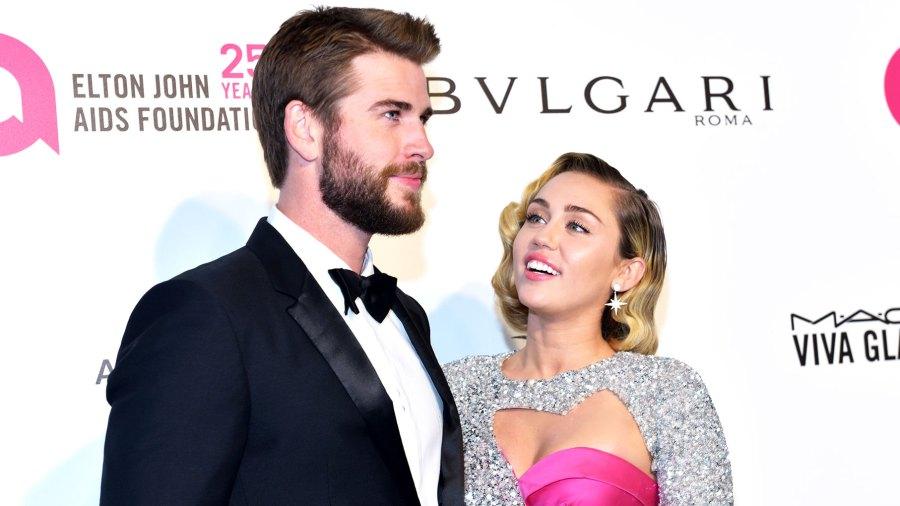 Miley Cyrus and Liam Hemsworth's Wedding Cake Was Surprisingly Minimal