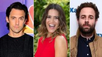 Milo Ventimiglia Gushes About Mandy Moore, Taylor Goldsmith's Marriage
