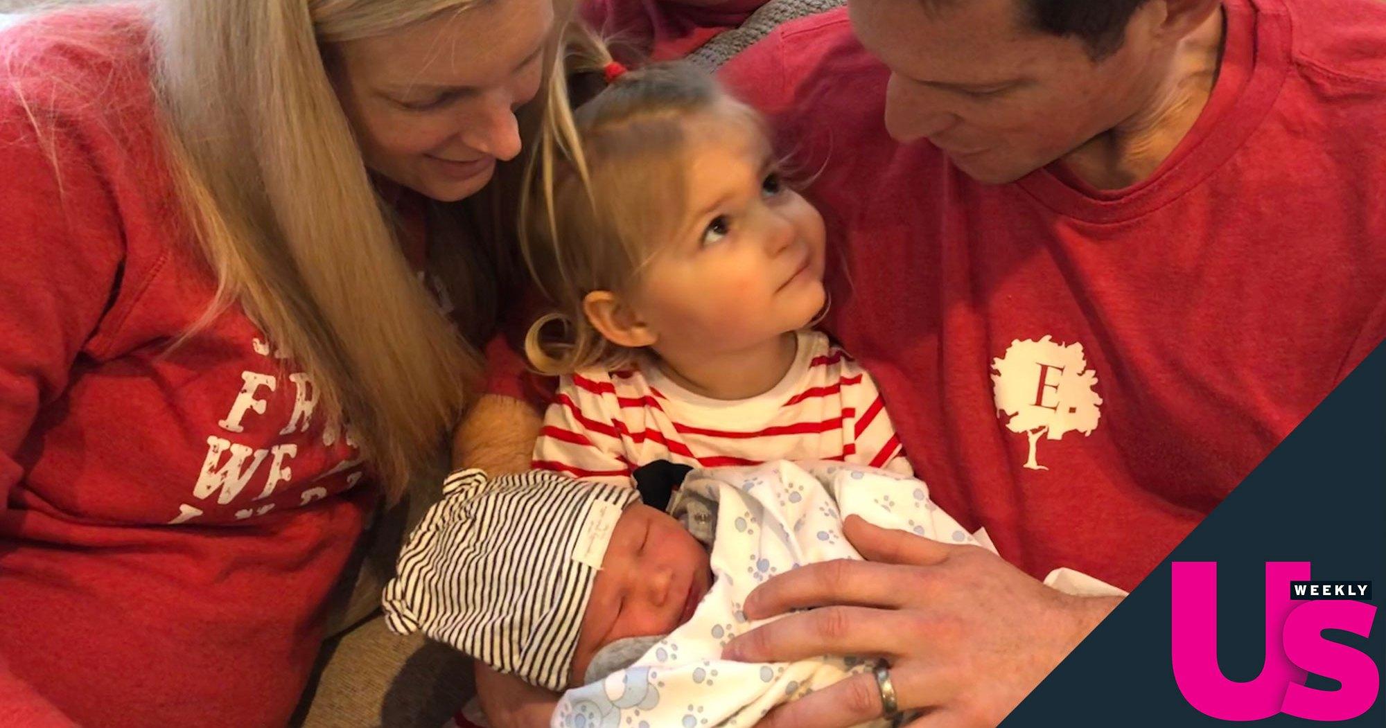 'Bachelor' Alum Peyton Lambton Gives Birth to Second Child With Husband Chris