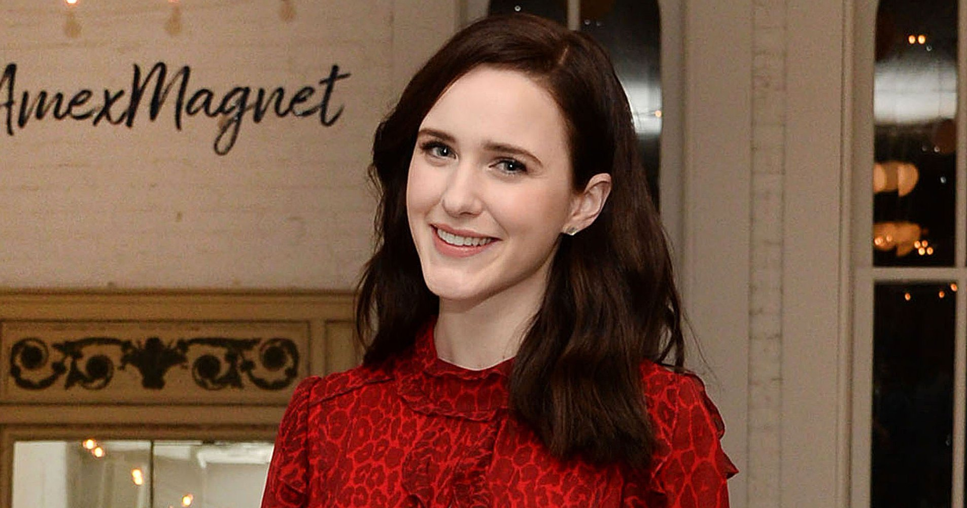 Rachel Brosnahan on Filming 'The Marvelous Mrs. Maisel' Season 2 in Paris: 'I Ate All the Baguettes'