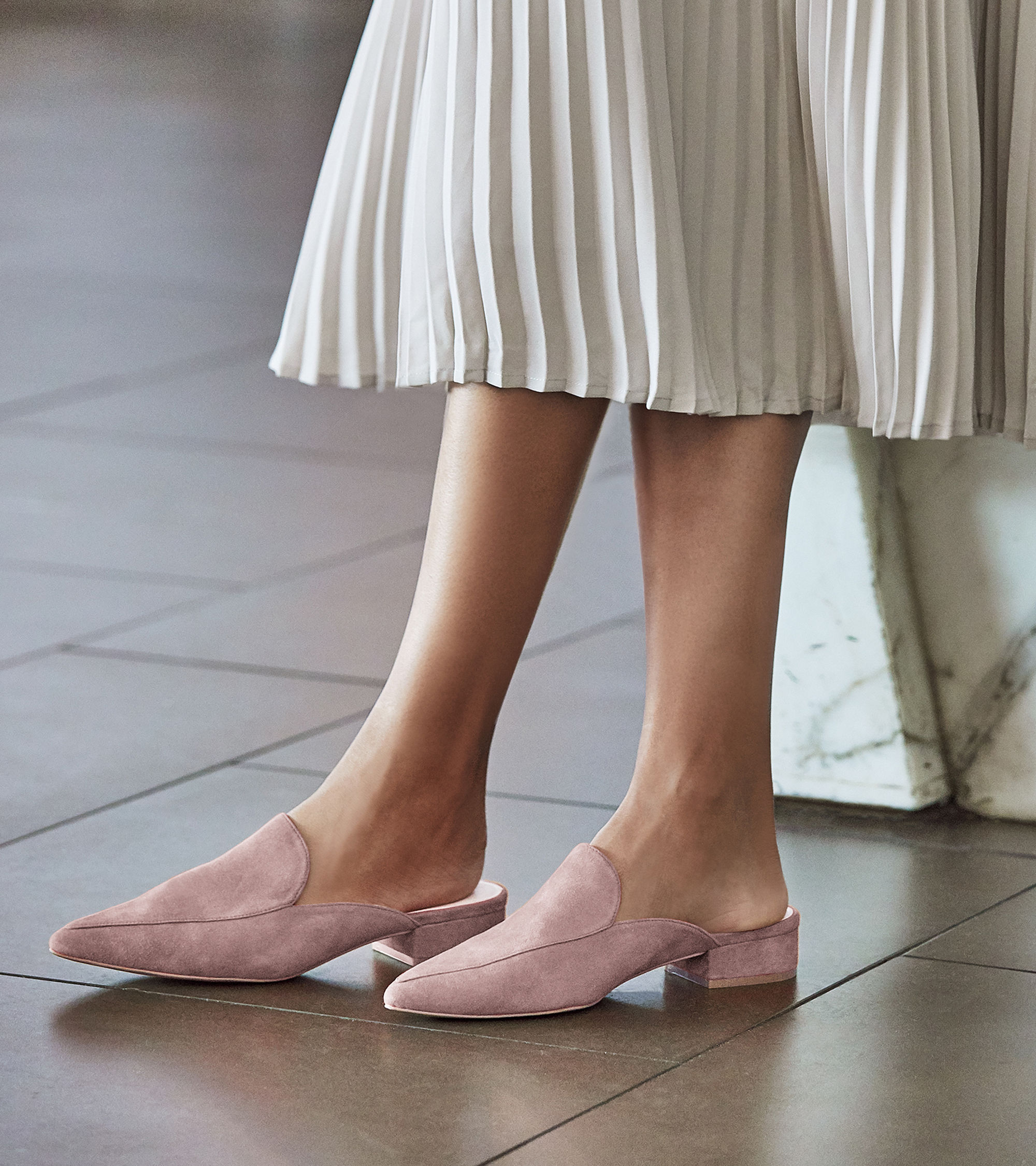 Cole Haan Mules Are on Sale \u0026 We're