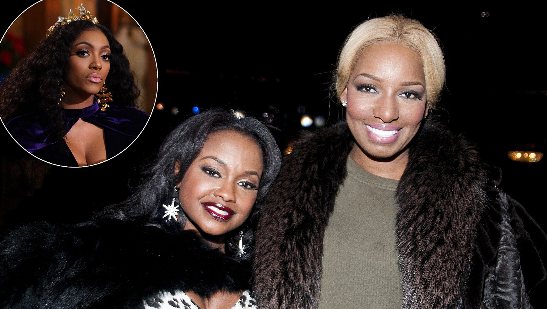 RHOA's NeNe Leakes Is 'Making Amends' With Phaedra Parks, But Icing Out Porsha Williams