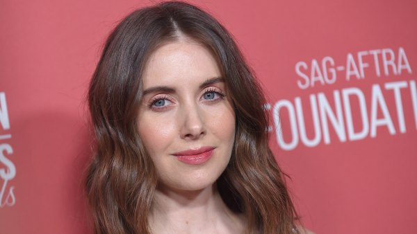 Actress Alison Brie attends the The SAG-AFTRA Foundation 3rd Patron of the Artists Awards in Los Angeles, California, on November 8, 2018. (Photo by LISA O'CONNOR / AFP) (Photo credit should read LISA O'CONNOR/AFP/Getty Images)