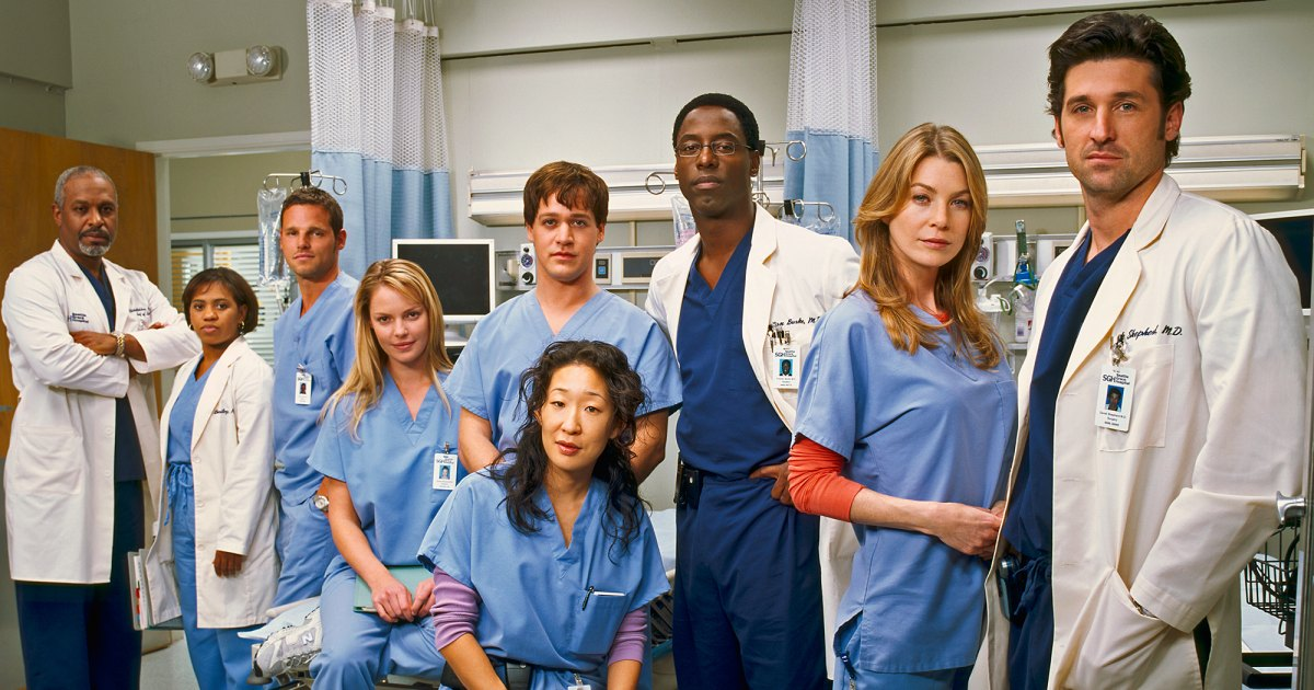 Greys Anatomy Drama, Surprises, and Switch-Ups - cover