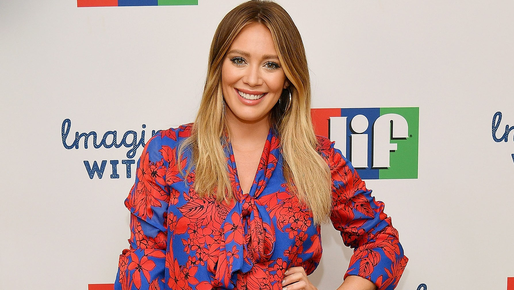 Hilary Duff Says 'Lizzie McGuire' Reboot 'Conversations' Have Happened