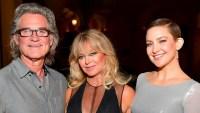 celebrity step parents
