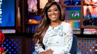Kenya Moore Shares Her Heartwarming New Year's Resolution Two Months After Giving Birth