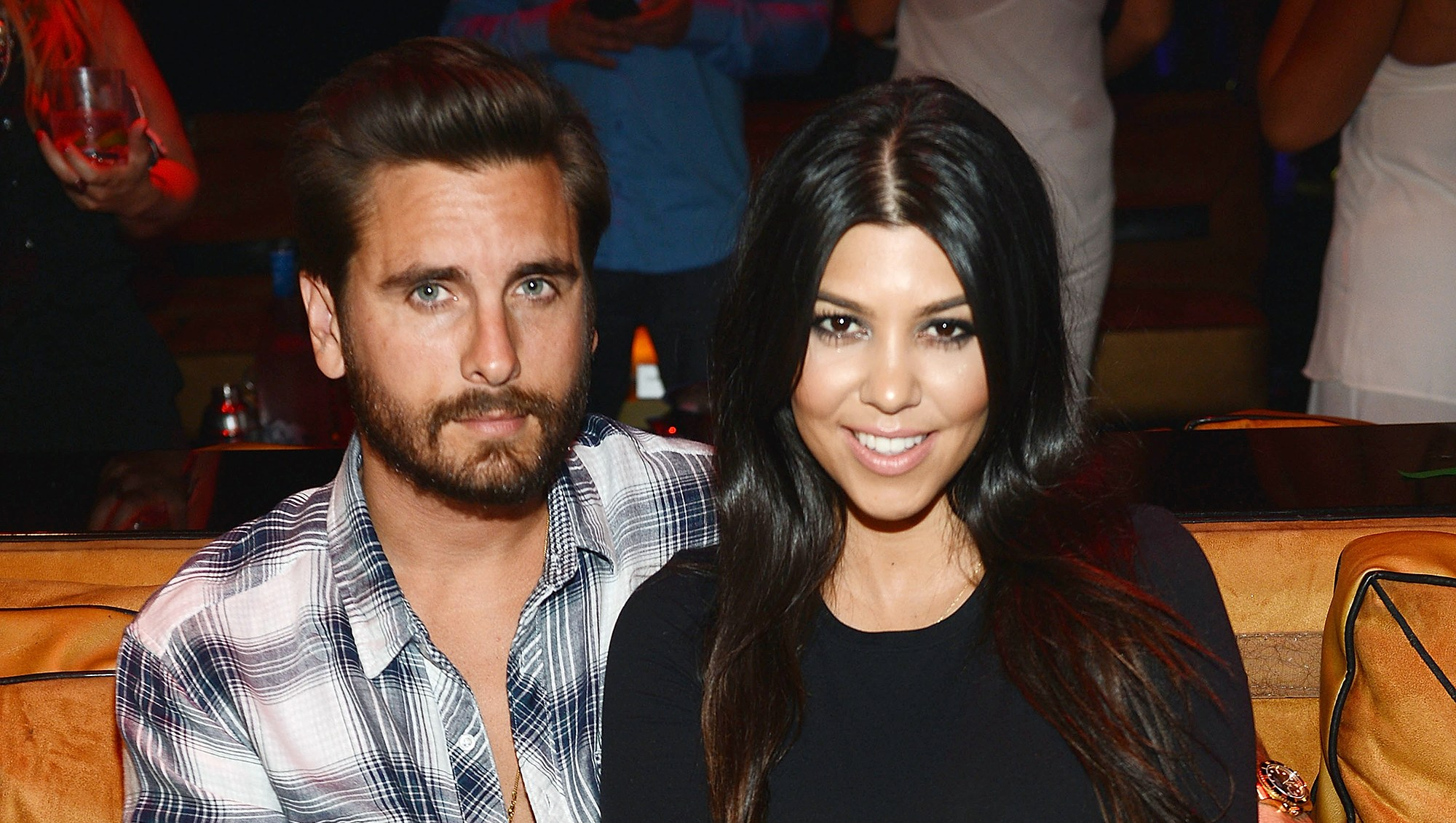 Kourtney Kardashian Scott Disick Coparenting Uproar
