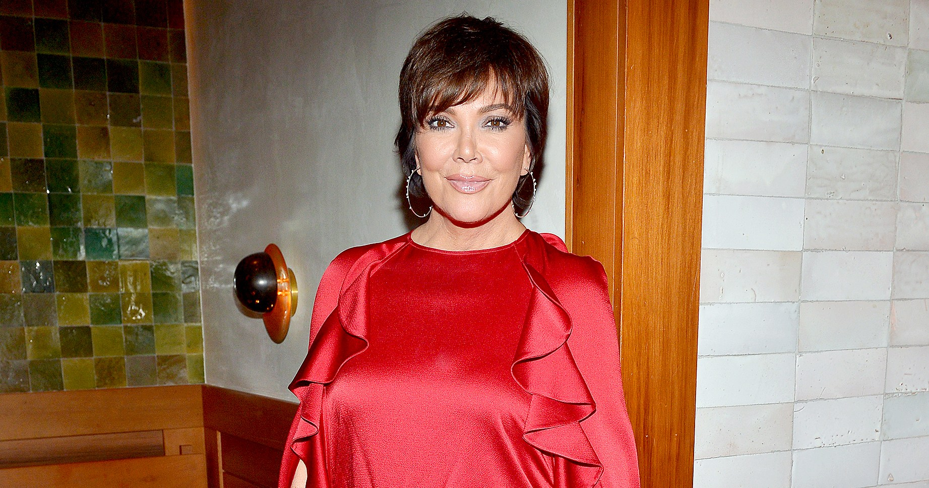 Kris Jenner Isn't Fazed Breaking the Kardashian Christmas Card Tradition: 'We Take So Many Photos Together'