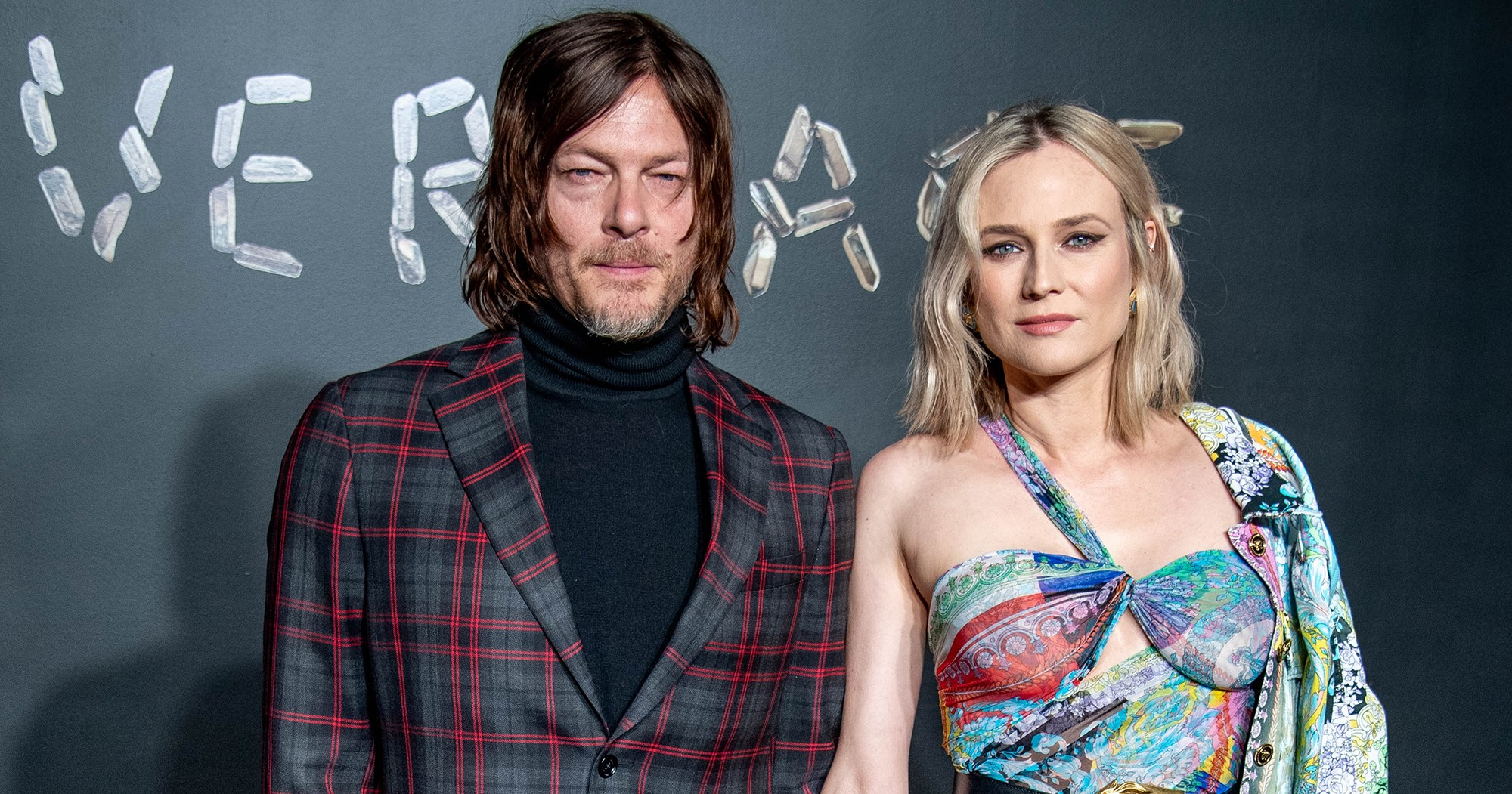 Diane Kruger, Norman Reedus Welcomed a Baby Girl in November