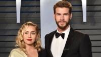 Miley Cyrus liam hemsworth dating timeline