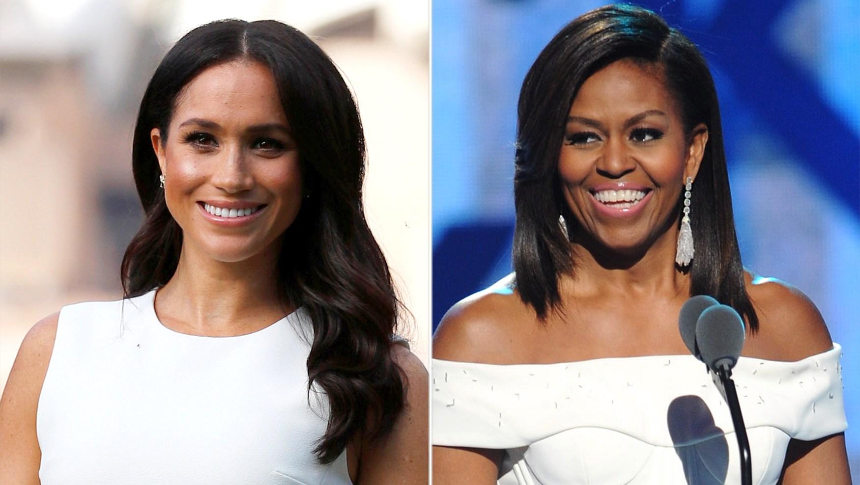 Meghan Markle, Michelle Obama