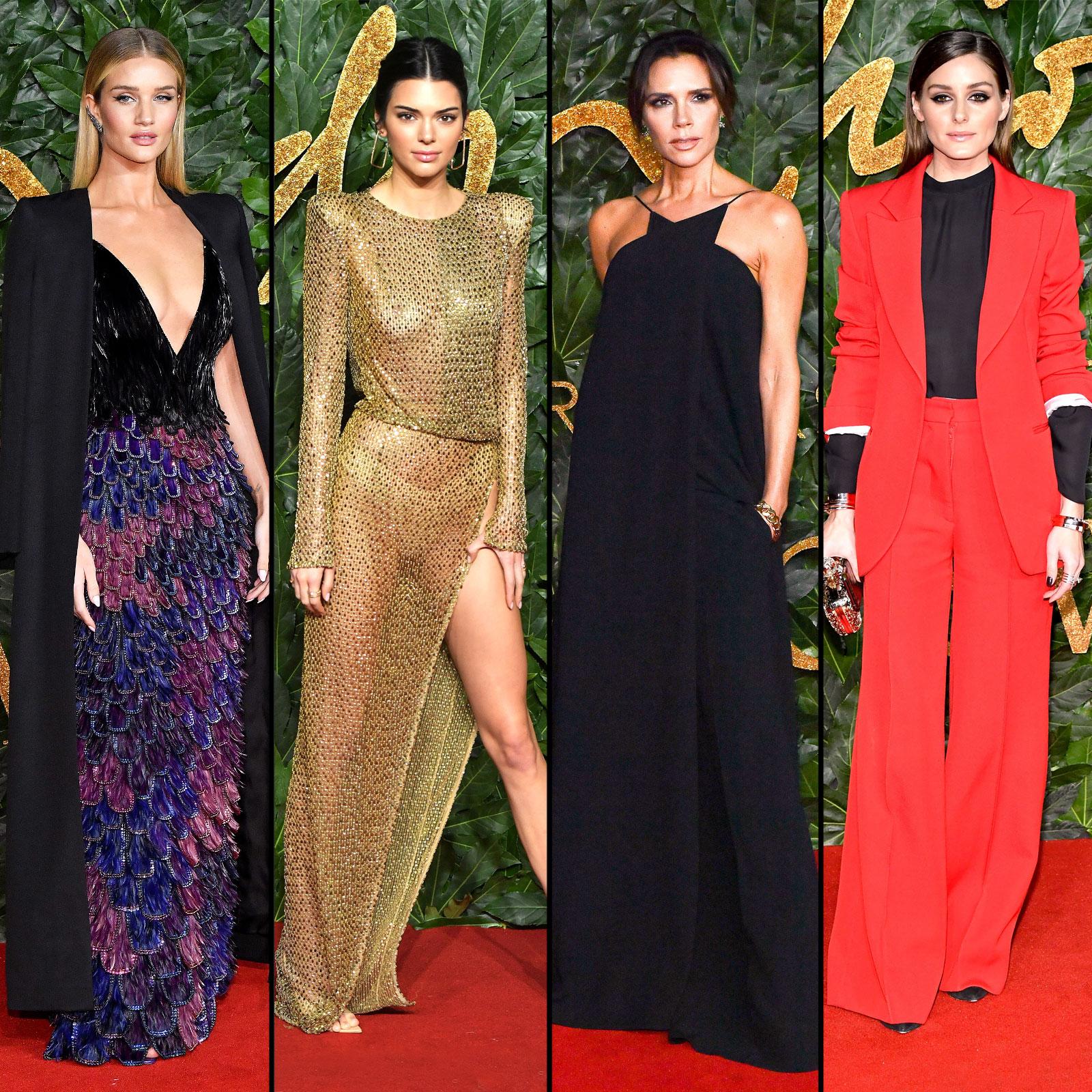 Red Carpet Style Dresses