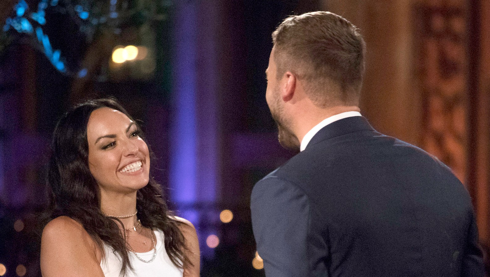 Tracy Shapoff on The Bachelor