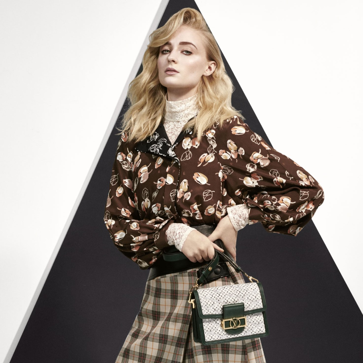 Louis Vuitton's Latest Campaign Features Every Celeb Ever