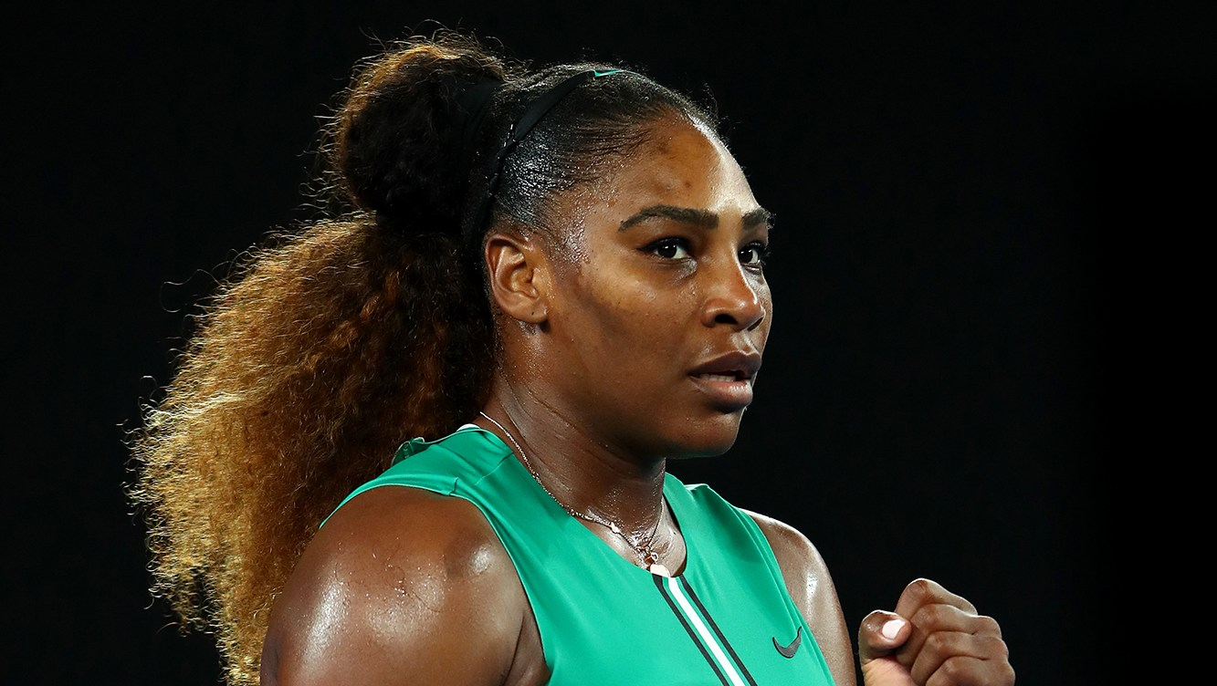 A Complete History of Serena Williams' All-Time Best On-Court Tennis Style