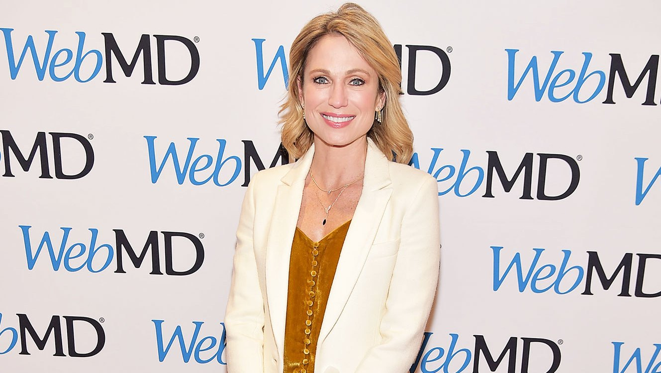 Amy Robach on Life After Cancer: 'I Have a Lot More Living to Do'