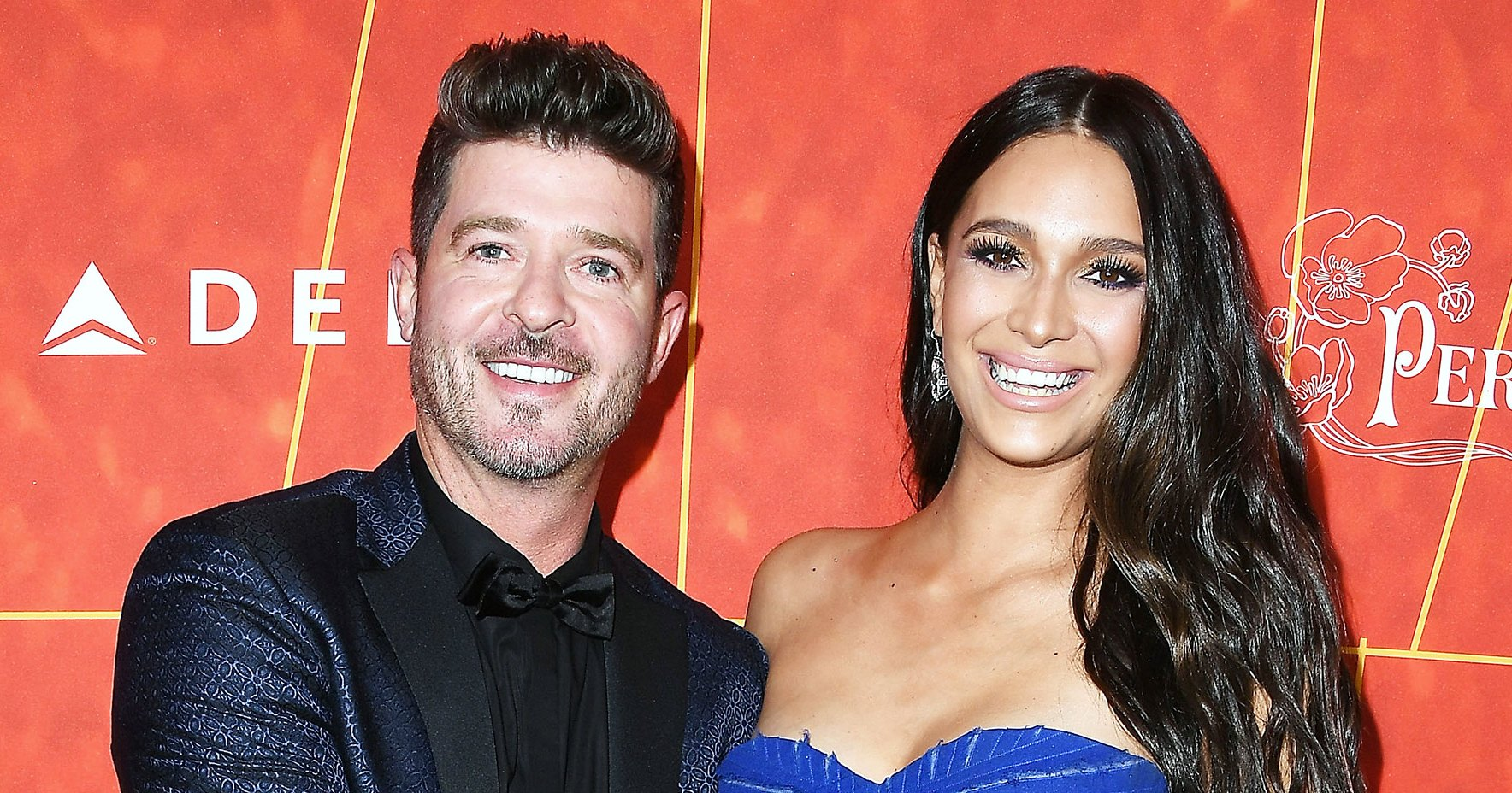 April Love Geary Gives Birth, Welcomes Baby No. 2 With Robin Thicke