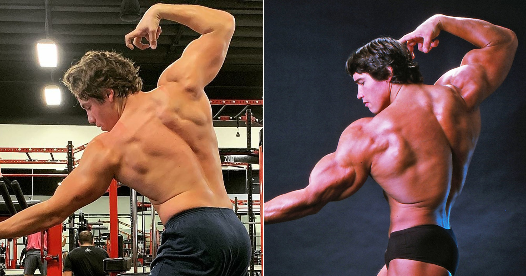 Arnold Schwarzenegger's Son Joseph Baena Recreates Dad's Iconic Bodybuilding Pose: See the Pic!