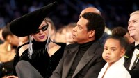 Awards Shows Audience Reactions Blue Ivy Beyonce Jay Z Grammys 2018