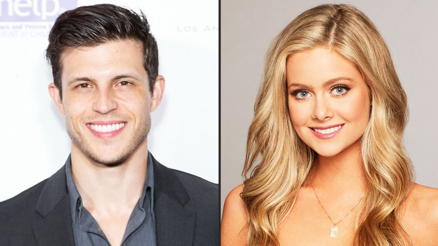 Bachelorette Alum Chris Strandburg Current Contestant Hannah G Dated