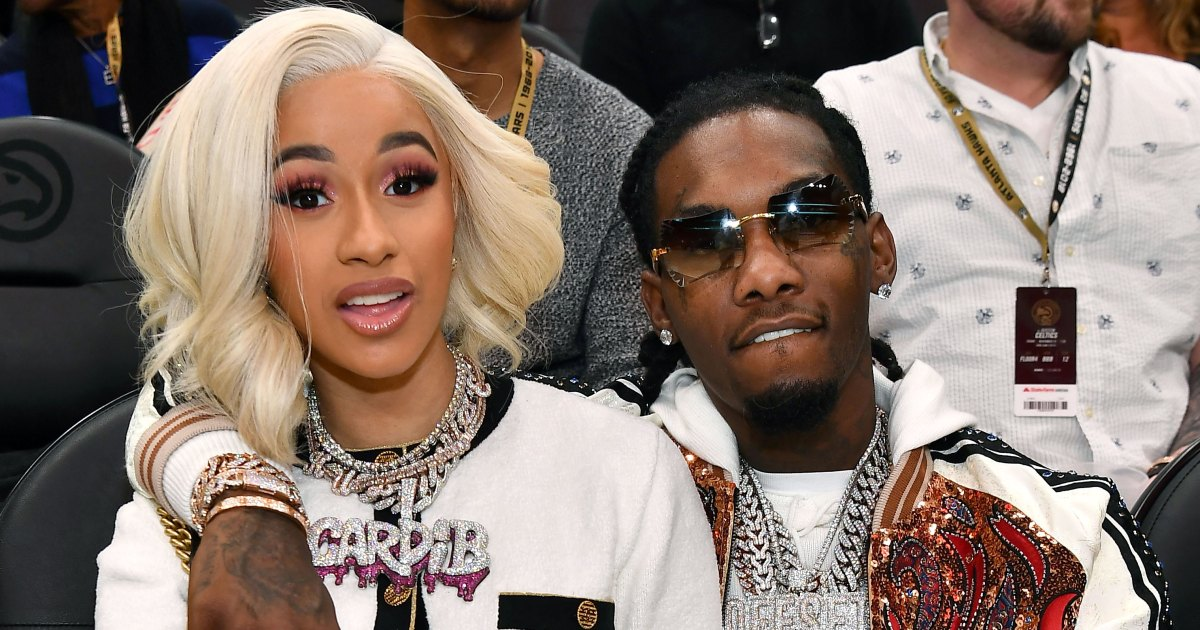 Is Cardi B S Offset Name Tattoo Real The Ink Is A Giant: Cardi B, Offset Could Be 'Fully Back Together Very Soon