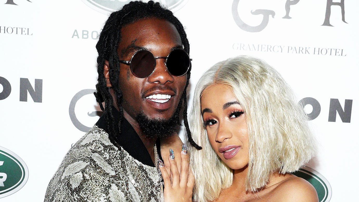 Cardi B Posts Sexy Tweet About Her 'Babyfather' Offset's Album
