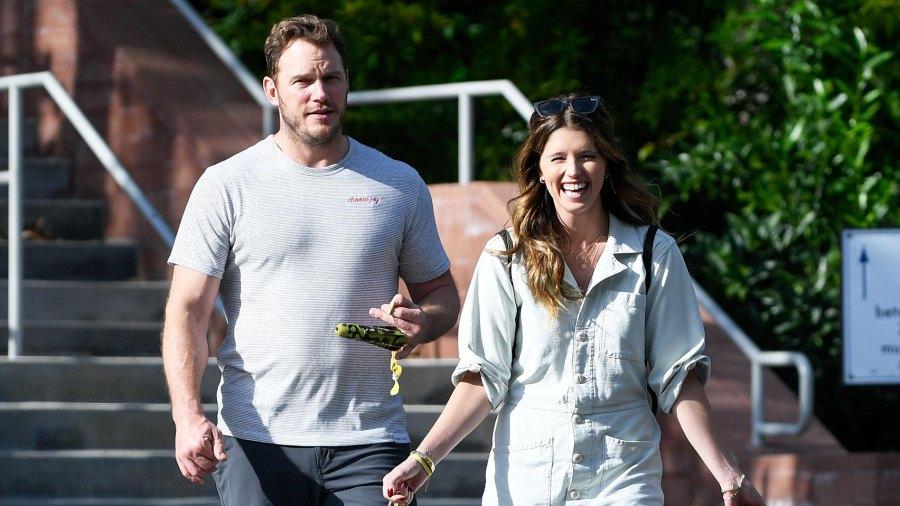 Chris Pratt Wants 'Lots of Kids' After Engagement to Katherine Schwarzenegger
