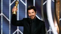 Twitter Goes Wild Over Christian Bale's Real Accent, Question If His Kids Names Are Really 'Banana' and 'Burrito'
