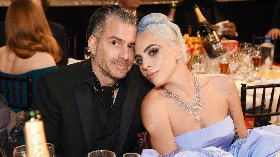 Christian Carino Lady Gaga Golden Globes 2019 Fruity Pebbles