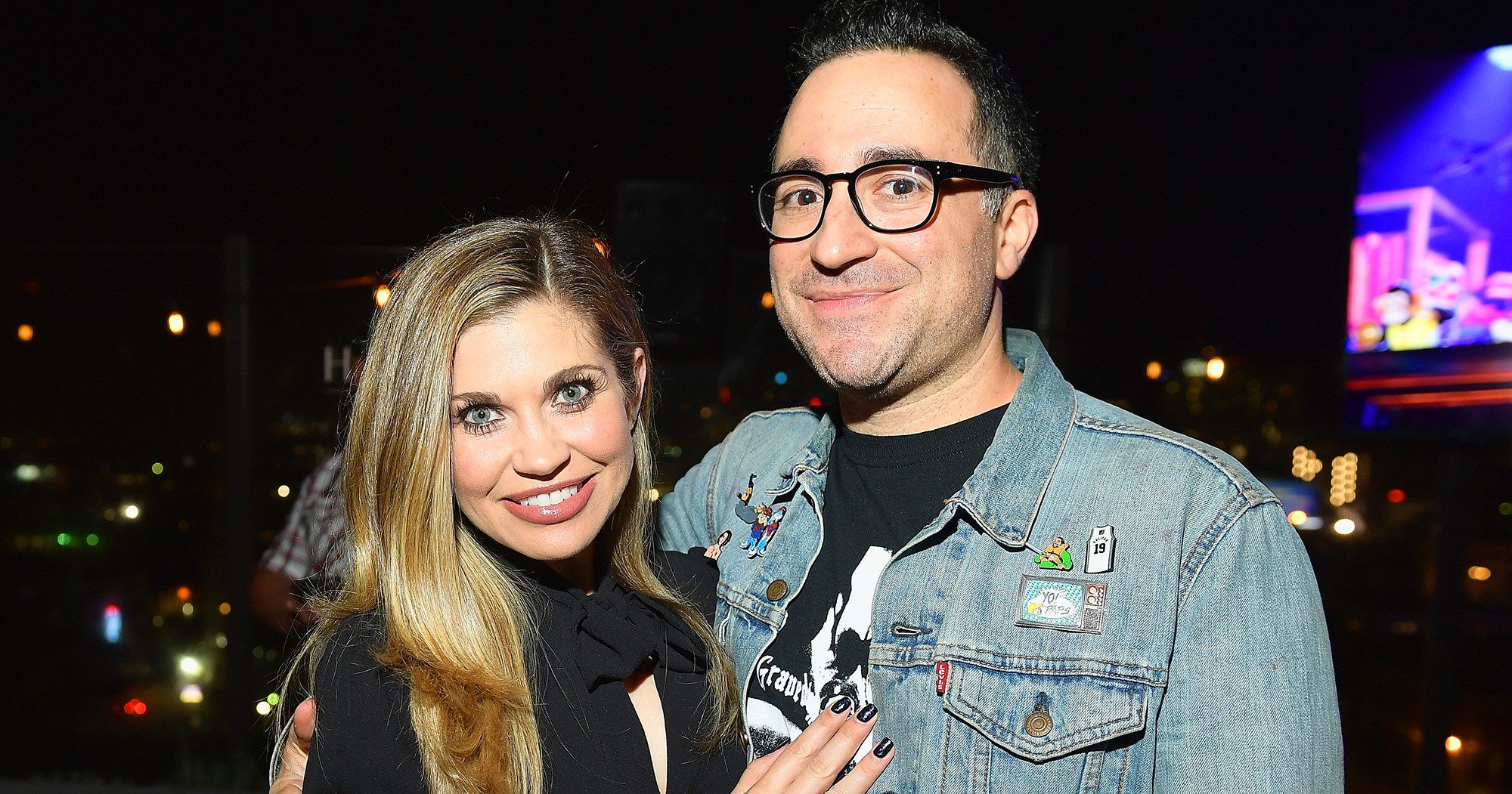 Danielle Fishel Is Pregnant, Expecting Baby With Jensen Karp