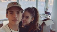 Dylan Sprouse, Barbara Palvin Move in Together in NYC Apartment