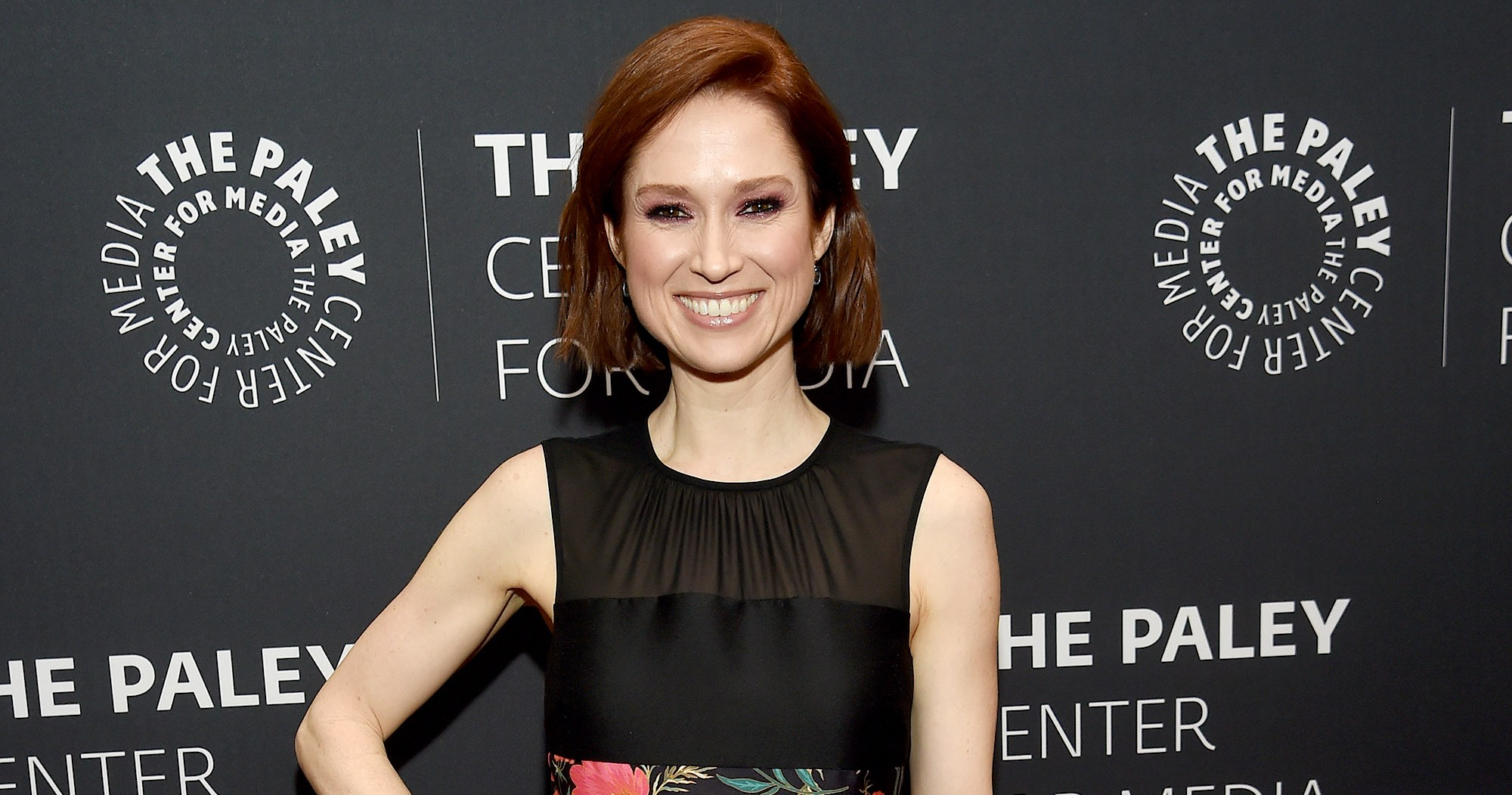 Ellie Kemper's Son Does A Bradley Cooper Impression