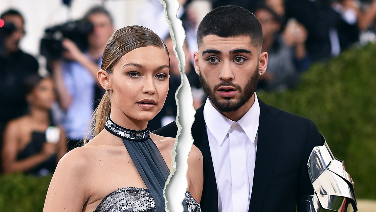 Gigi Hadid and Zayn Malik Split Again: 'They're Done'