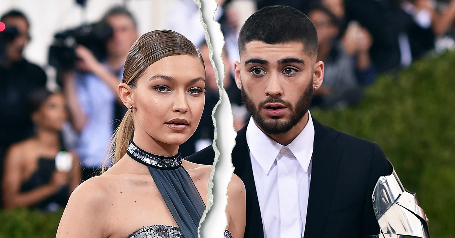 Celebrity Splits of 2019