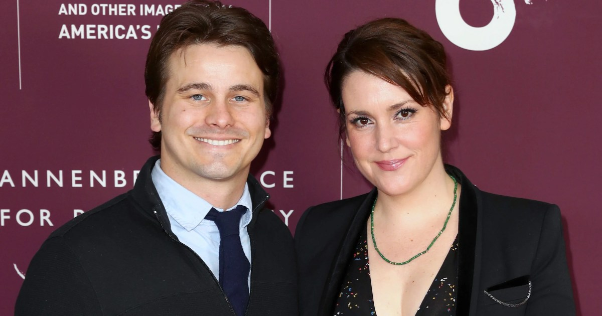 Jason Ritter, Melanie Lynskey Quietly Welcome First Child