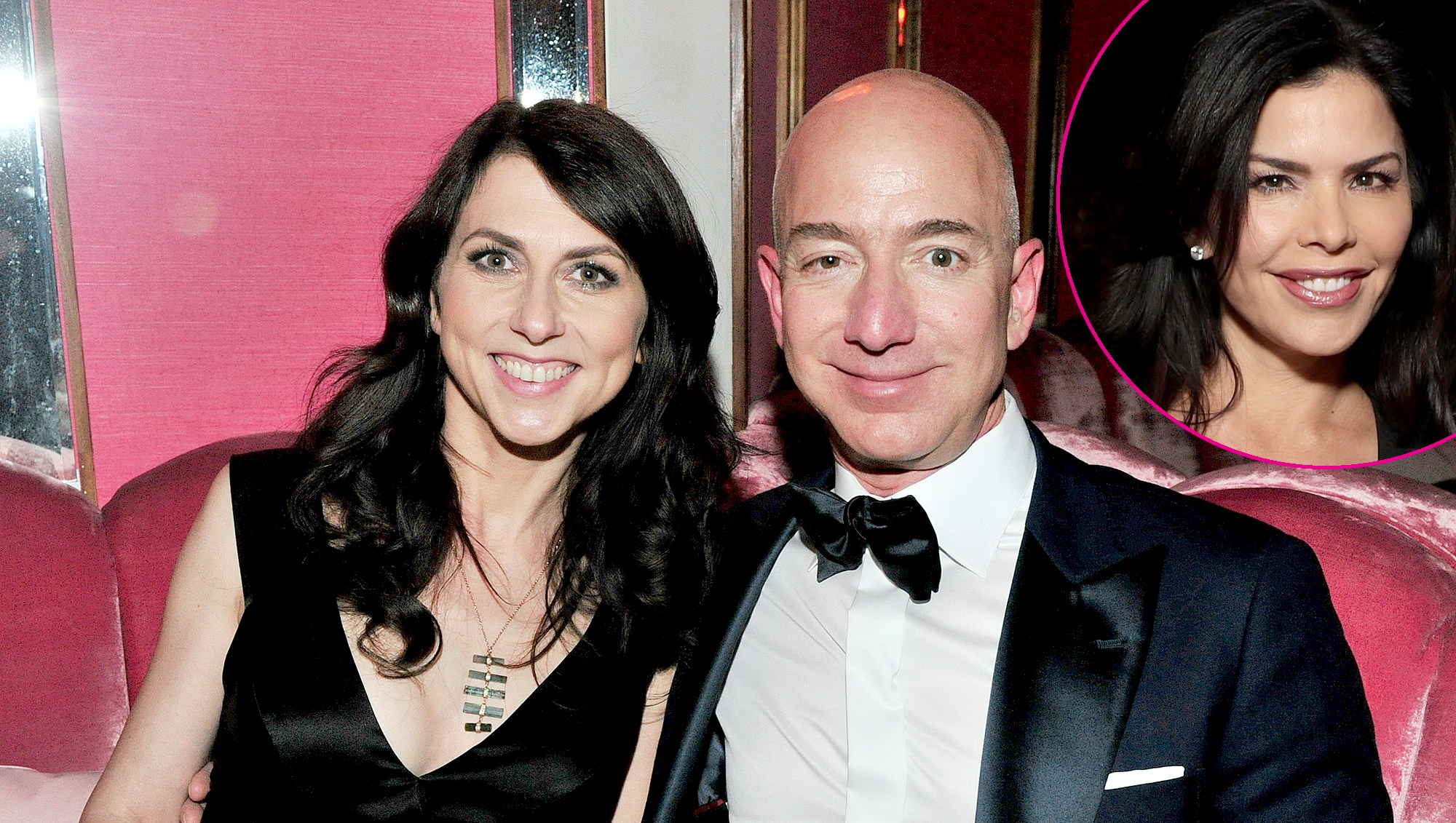Jeff Bezos Caught Cheating On Wife Mackenzie With Lauren Sanchez