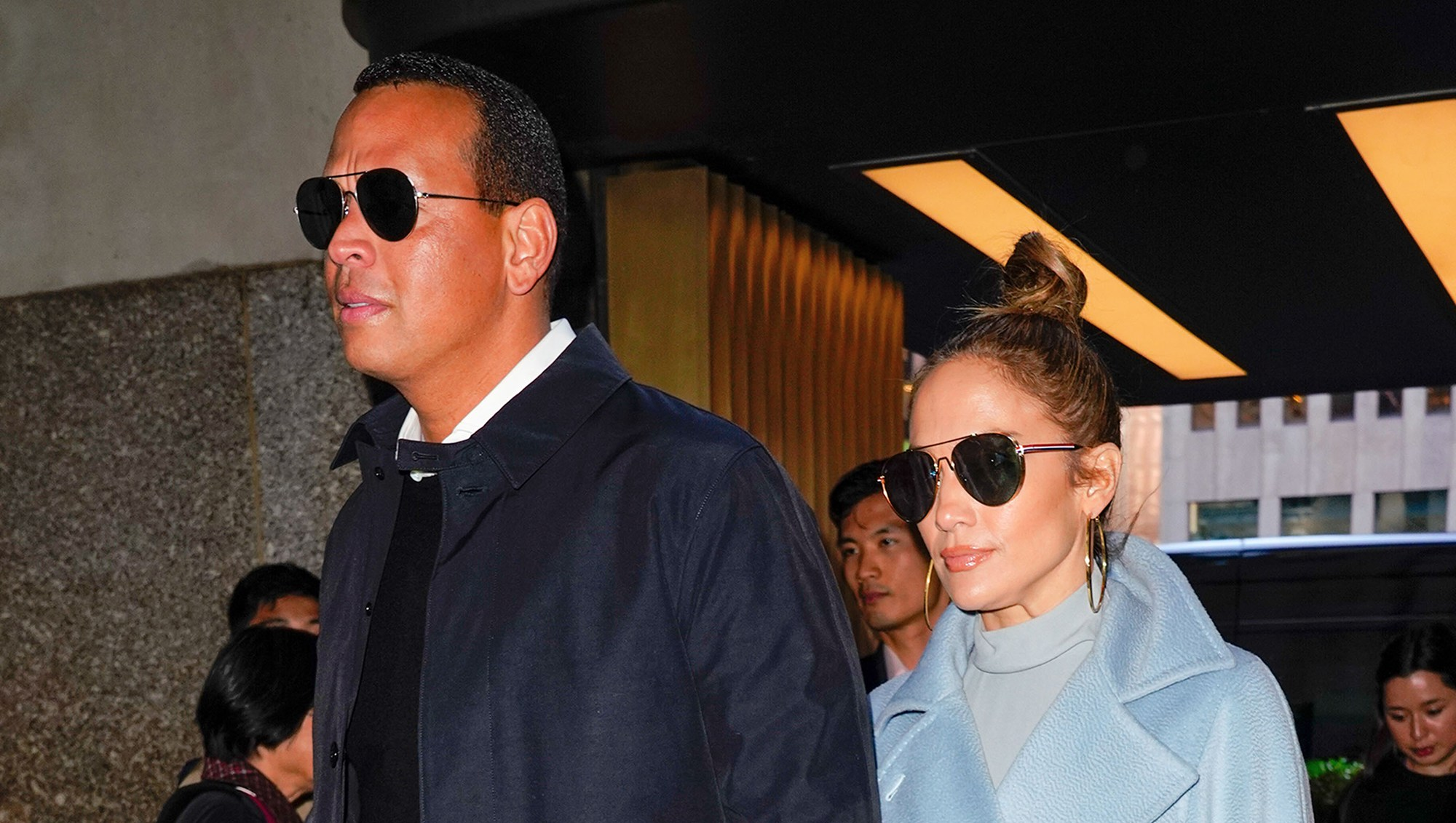 Jennifer Lopez Alex Rodriguez Sunglasses