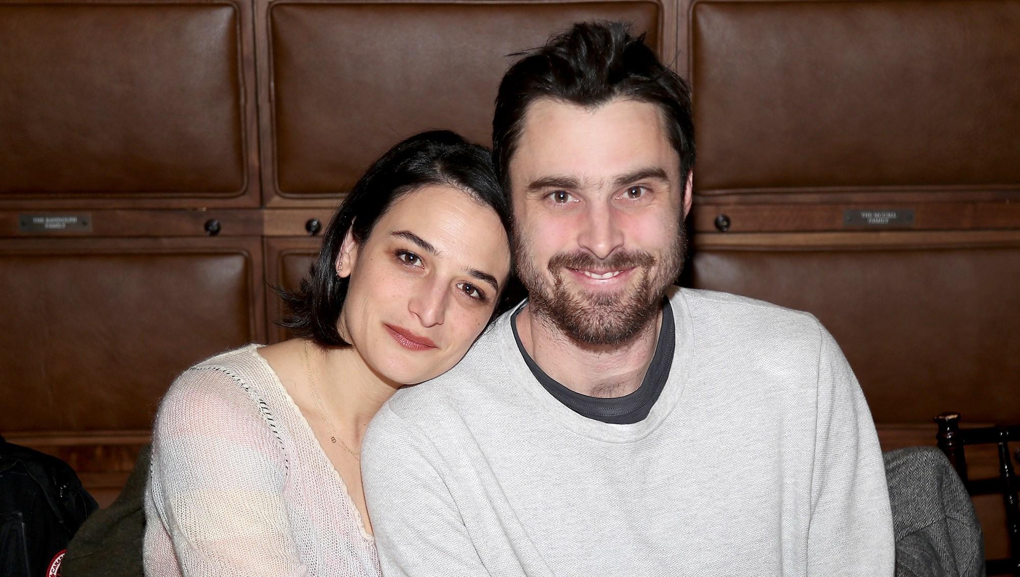 Jenny-Slate-and-Ben-Shattuck-boyfriend