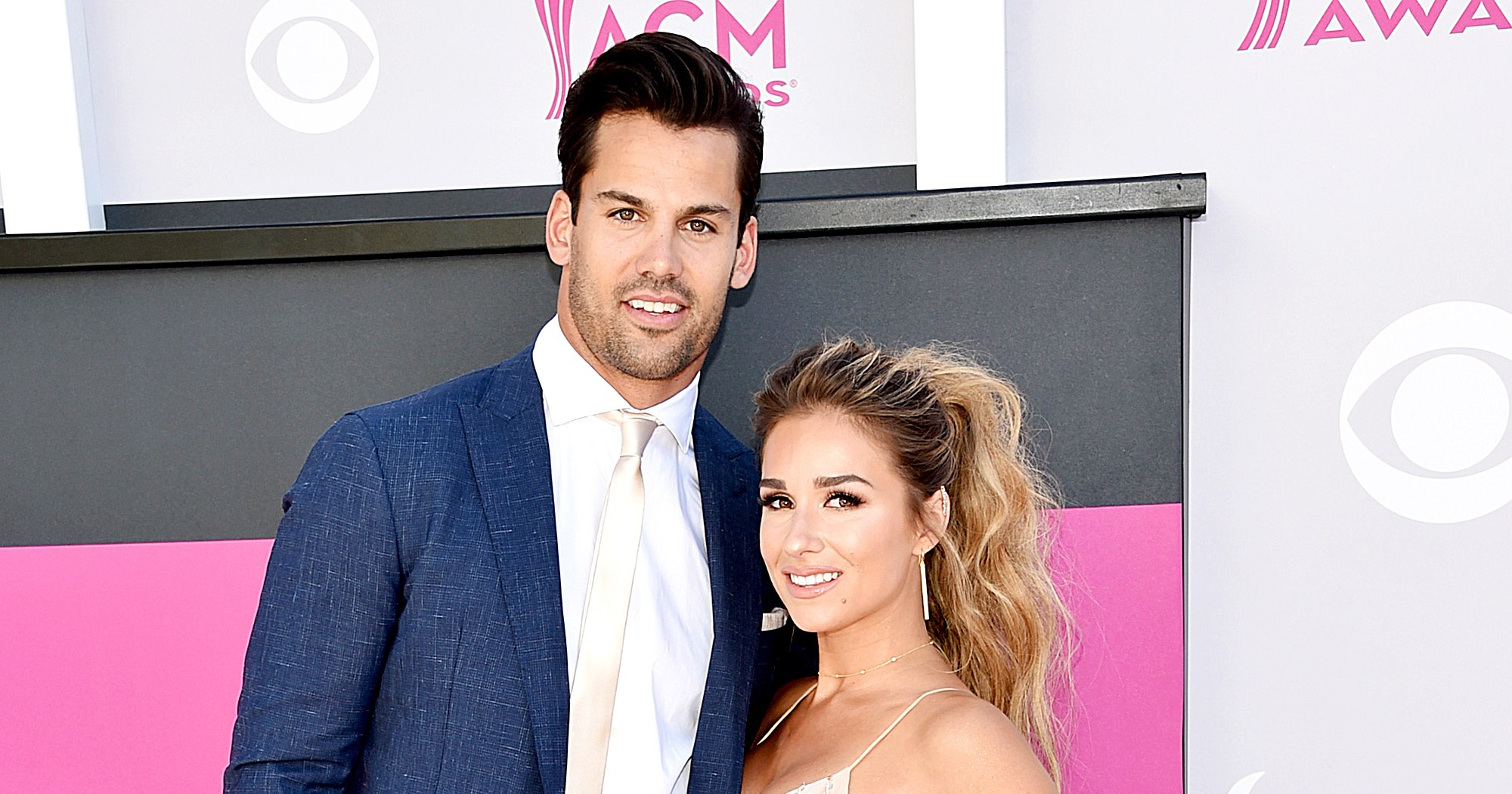 Jessie James Decker Gets Candid About Nearly Naked Pic of Husband Eric