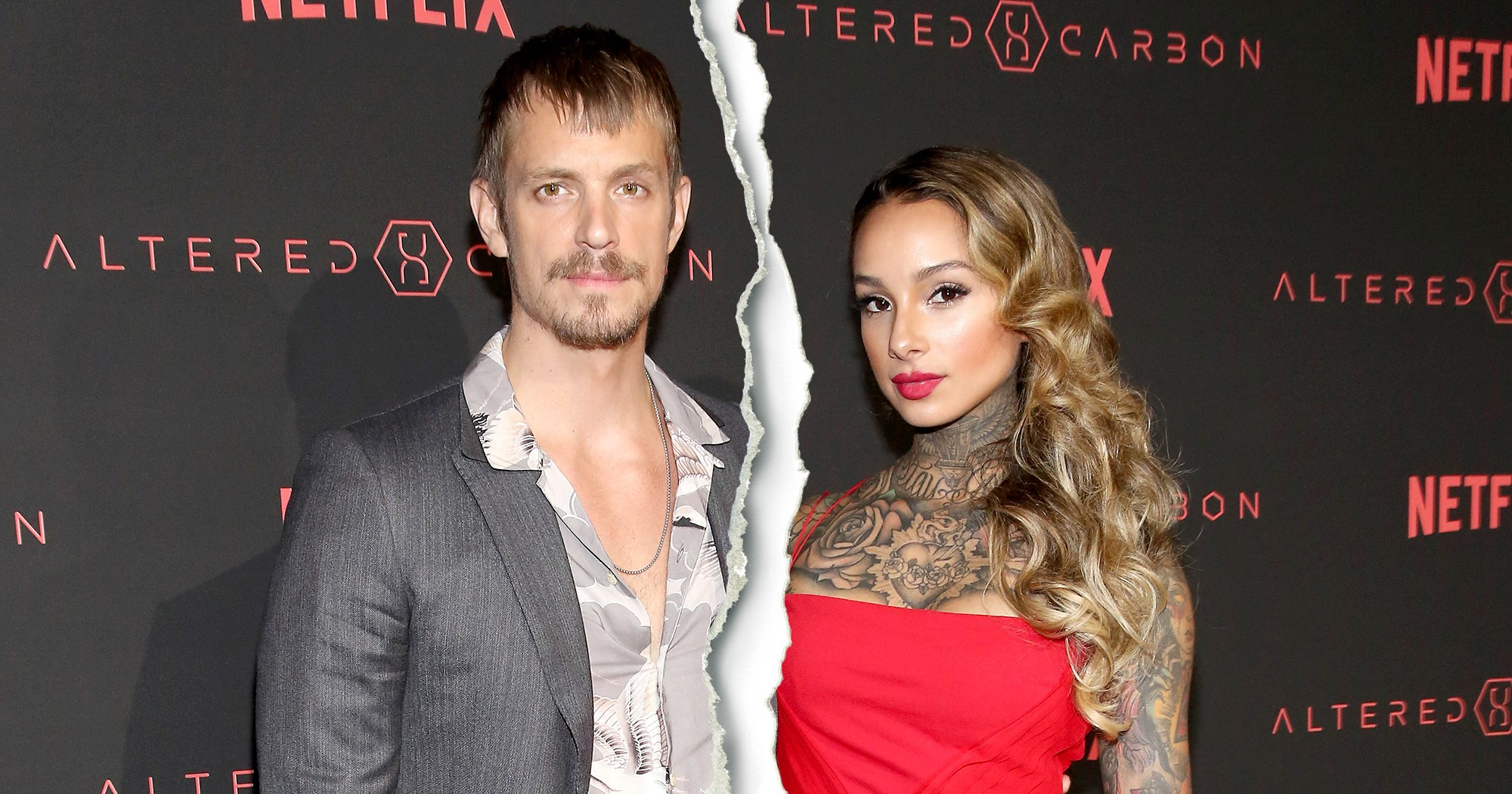 Joel Kinnaman and Wife Cleo Wattenstrom Split After 2 Years of Marriage