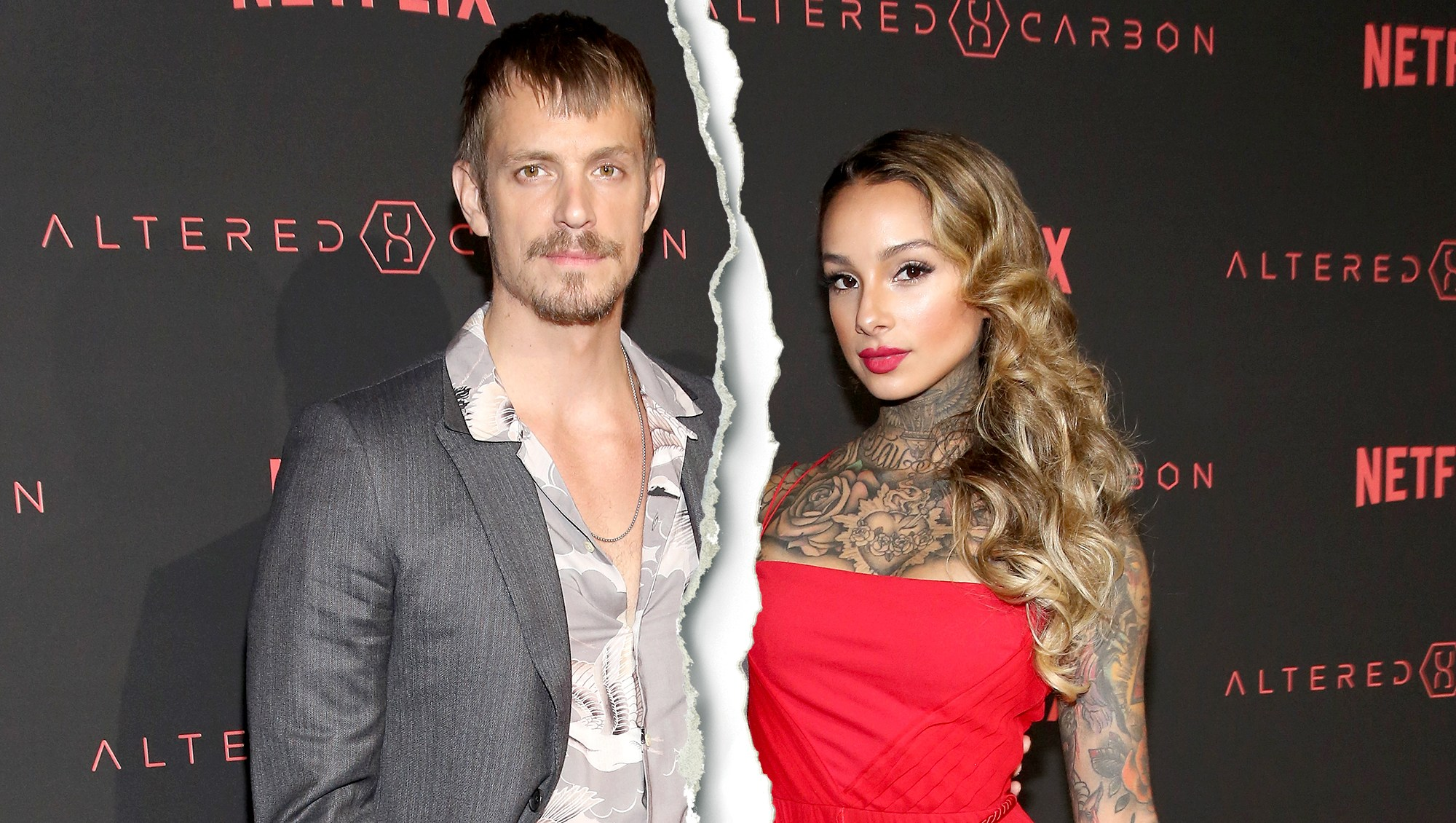 Joel-Kinnaman-and-Cleo-Wattenstrom-split