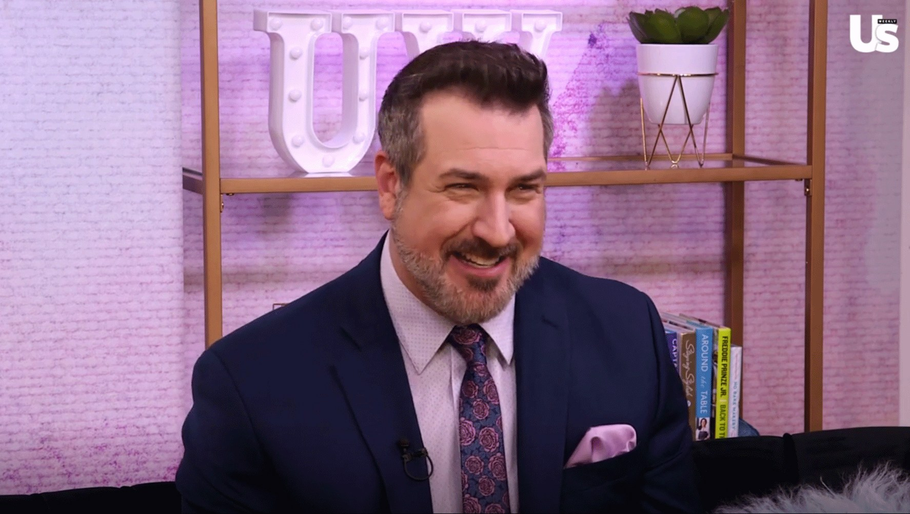 Joey Fatone: *NSync Shares Pics of Their Kids in Group Text