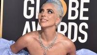 Golden Globes 2019 Fashion: Best Bling Lady Gaga
