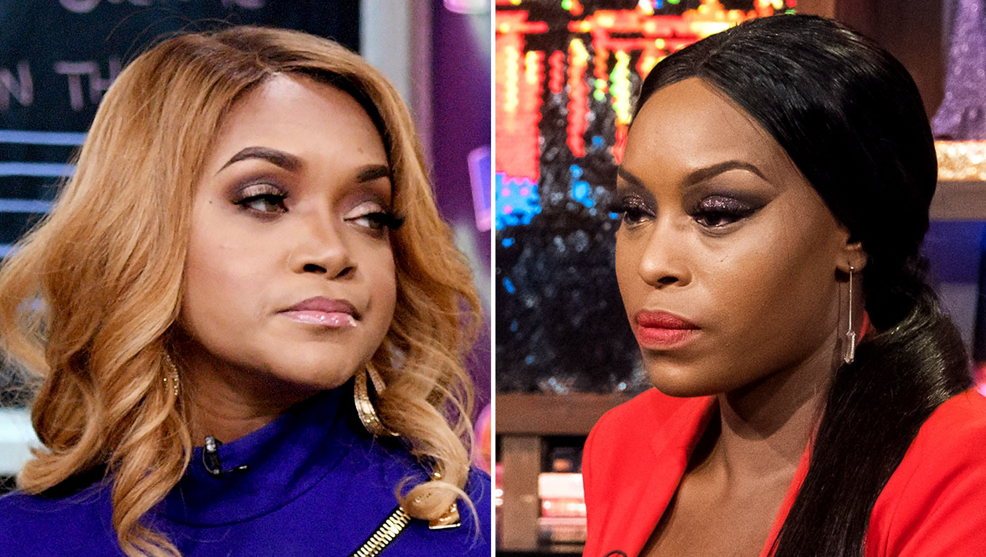 Married to Medicine's Quad Webb-Luceford Accuses Mariah Huq of Using Drugs: 'I'm Very Concerned for Her'
