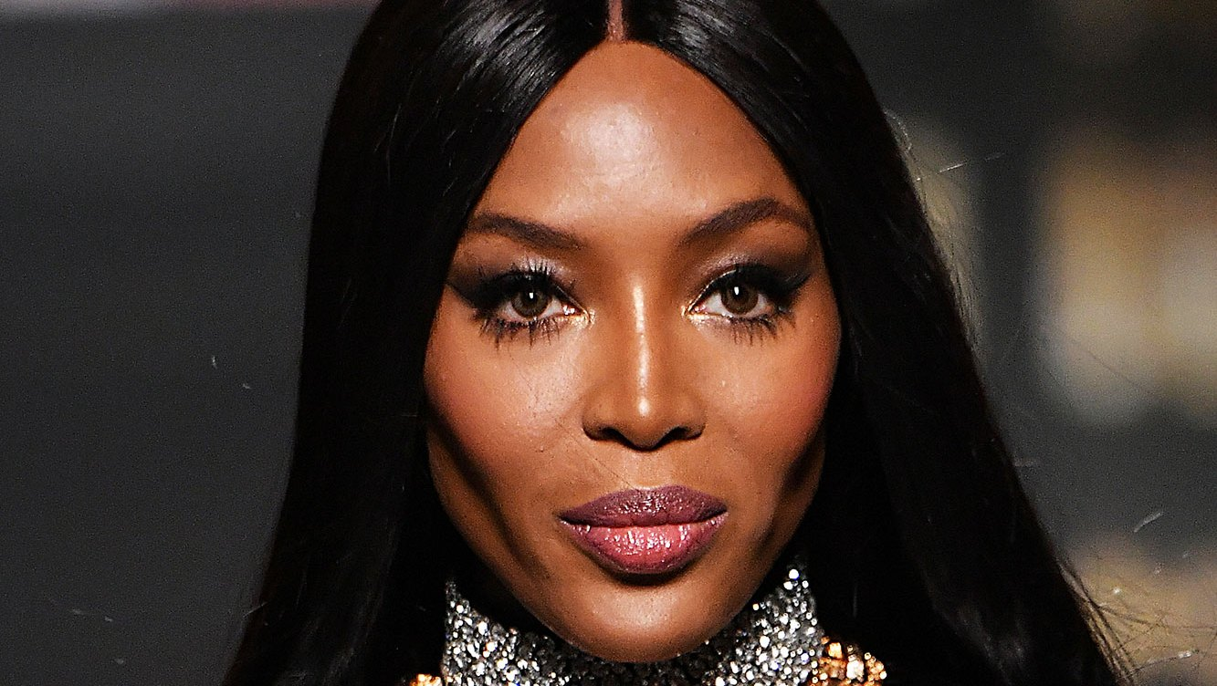 Naomi Campbell's Curly 'Do Is One of 2019's Boldest Celeb Hair Changes