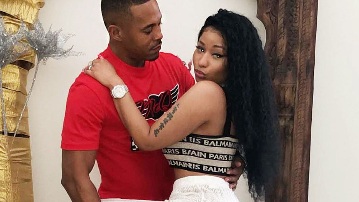 a95cc1bdd7 Nicki Minaj Has Sex 3 to 4 Times a Night With Boyfriend Kenneth Petty