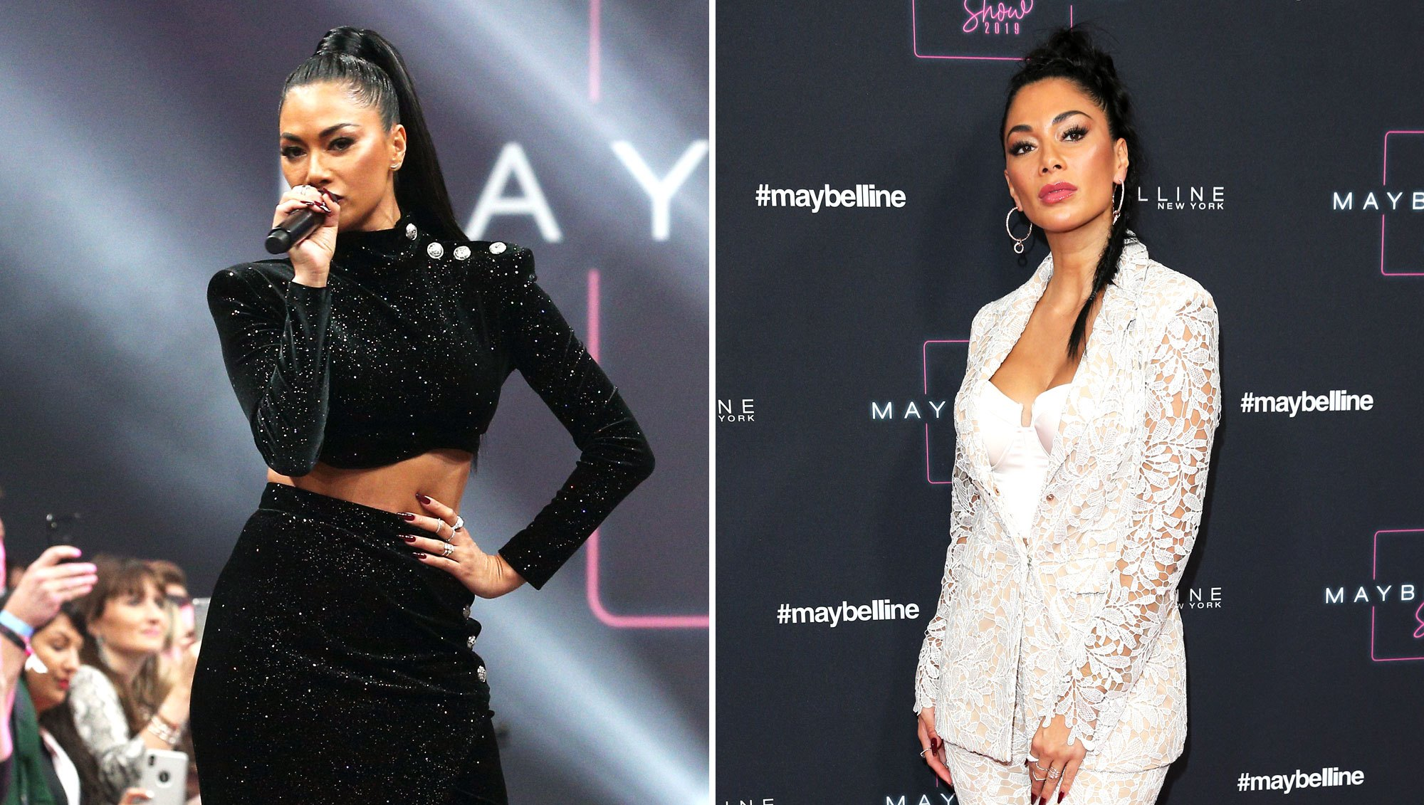 Nicole Scherzinger Rocked Two Different Night Out Looks in the Same Night