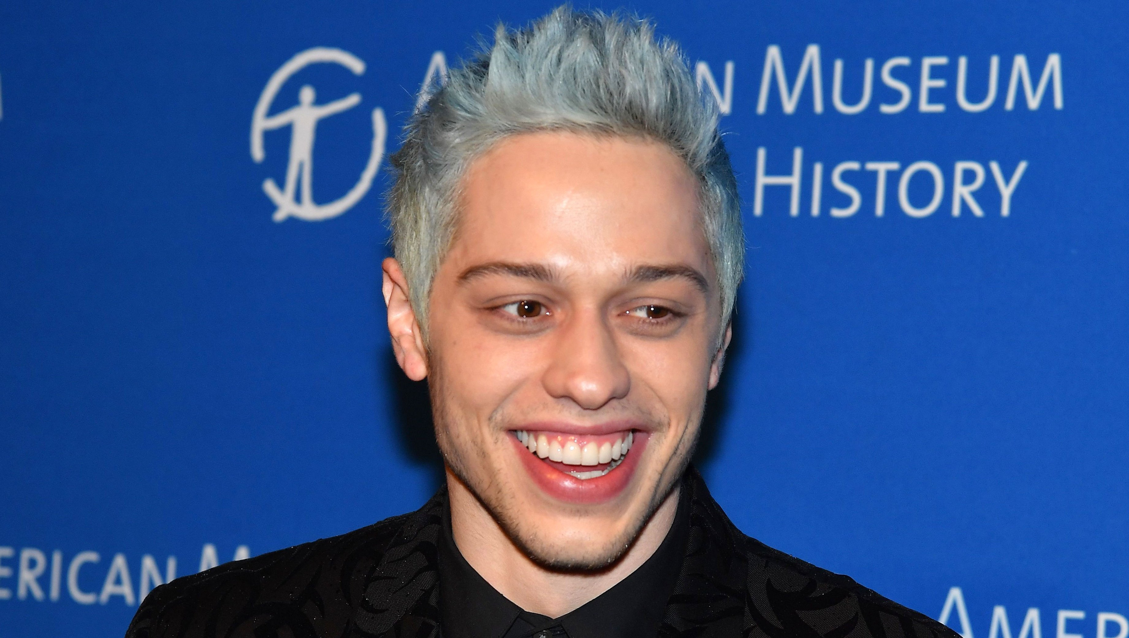 Pete-Davidson-Hooked-Up-With- Friend-After-Ariana- Grande-Split